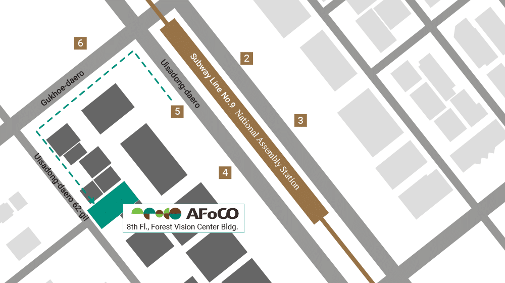 The Location Map